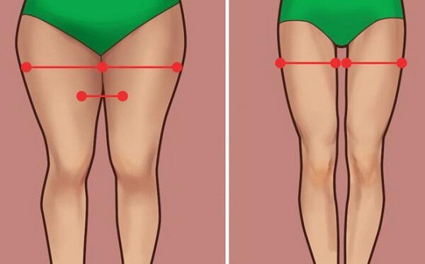 Cách làm chân dài và thon gọn dành cho chị em phụ nữ