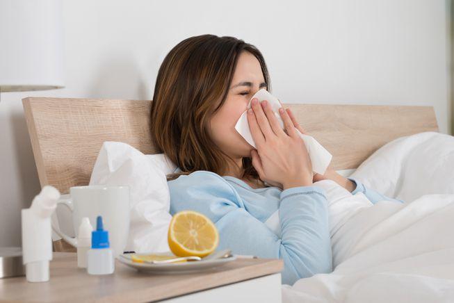 Cách xoa bóp bấm huyệt trị cảm cúm