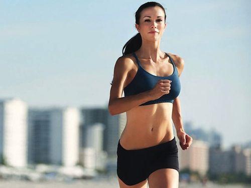 Lưu ý chạy bộ để giảm cân