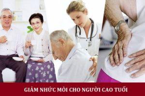 Công dụng của ghế massage cho người già